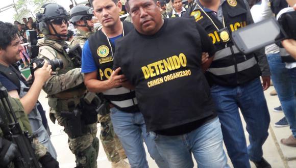 Hubo 38 detenidos de 'Los Capos de la Construcción'.