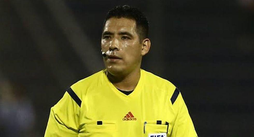 Diego Haro no será árbitro VAR en la final de Copa Libertadores y será reemplazado por Víctor Hugo Carrillo. (Foto: GEC)