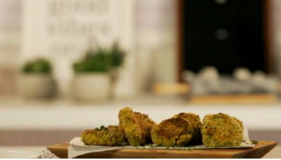 Prepara unos deliciosos nuggets vegetarianos | VIDEO
