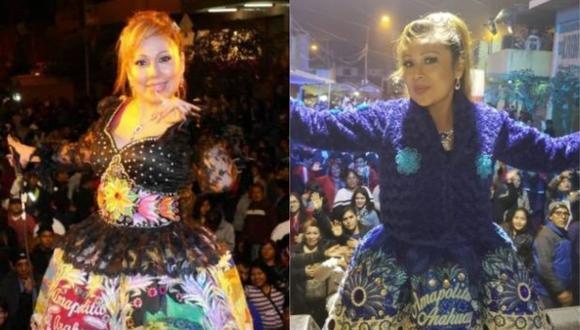 La cantante Amapolita de Arahuay falleció tras una ardua lucha contra el coronavirus. (Facebook oficial de Amapolita de Arahuay)