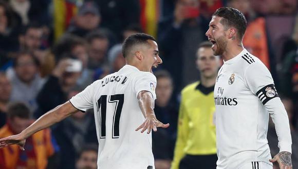 Real Madrid eliminó a Girona de la Copa del Rey. Los rojiblancos van por su revancha en LaLiga. (Foto: Facebook Real Madrid)