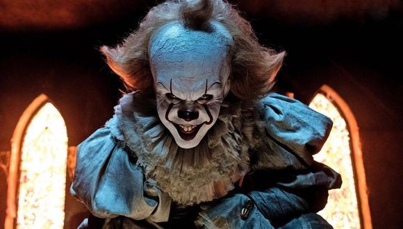 'Eso' presenta como principal villano a Pennywise, una de las representaciones de terror de los protagonistas (Difusión).