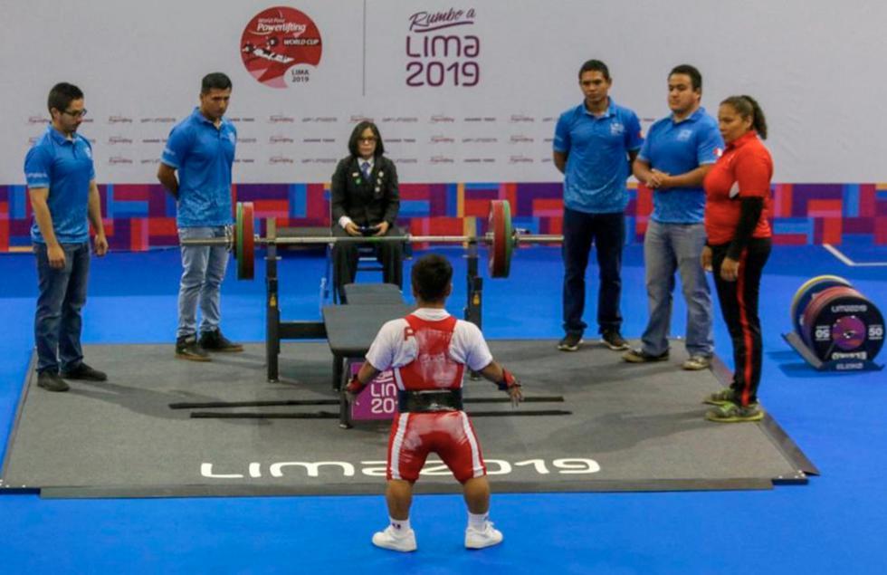 Atleta paralímpico peruano gana disco de bronce en en Mundial de Parapowerlifting (IPD)