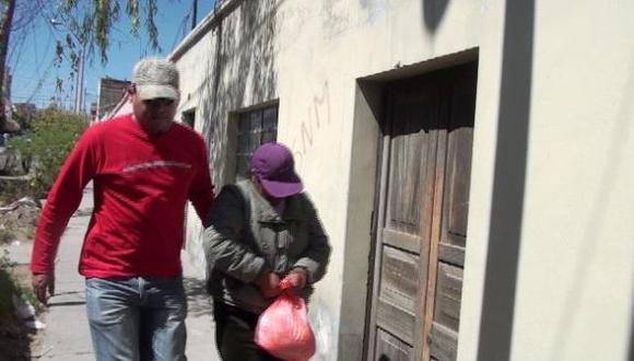 Mujer iba a trasladar la droga a Bolivia. (RPP)