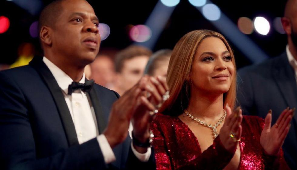 Beyoncé y Jay Z | AFP
