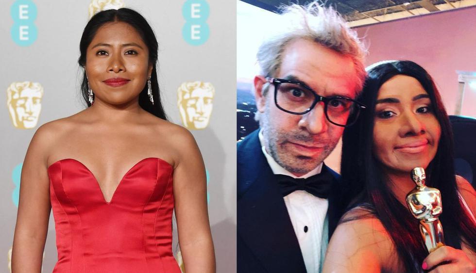 Yeka Rosales se pronuncia tras ser acusada como racista por su caracterización de Yalitza Aparicio (Foto: EFE/Instagram)