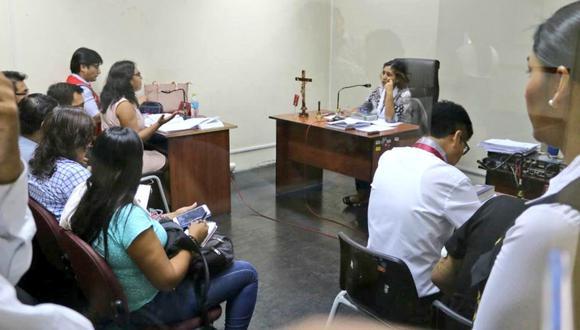 Néstor Rubén Burgos Arca es acusado del presunto delito de feminicidio (Foto: Ministerio Público)