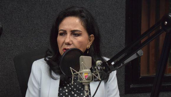 Gloria Montenegroconsideró que no es momento para expresiones como aquellas señaladas por la congresista Rosa Bartra, quien aseveró que en el gobierno hay incapacidad. (Foto: Andina)