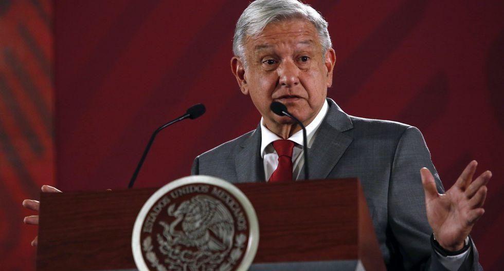 Donald Trump prometió el jueves que impondrá aranceles de un 5% a todos los bienes provenientes de México debido a la inmigración ilegal hacia su país.(Foto: AP)