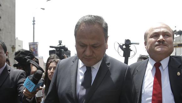Mariano González, parlamentario andino, fue ministro de Defensa durante el gobierno de Pedro Pablo Kuczynski. (Foto: GEC)