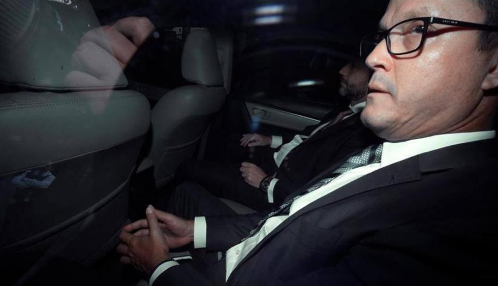 Jorge Barata es la pieza clave en los casos de corrupción de Odebrecht. (Foto: EFE)