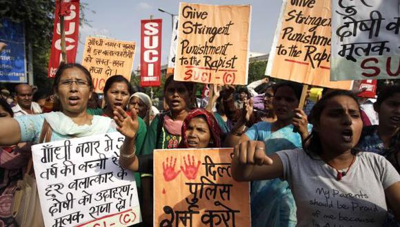 Abusos en la India no cesan. (AP)
