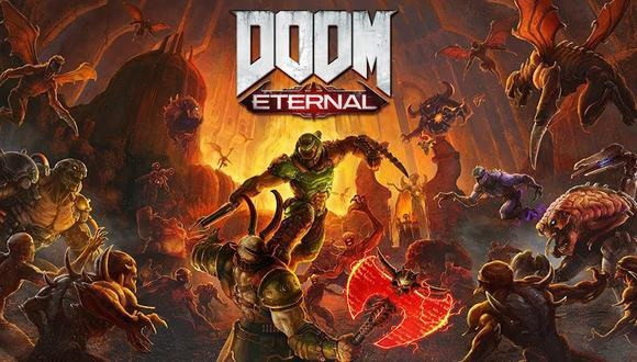 Doom Eternal se retrasará hasta marzo del 2020.
