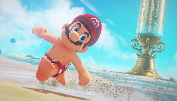 Super Mario Odyssey (Difusión/Nintendo)