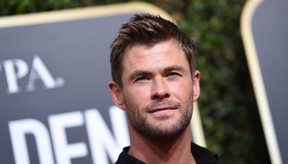 """Chris Hemsworth sobre ser profesor de sus hijos en casa: """"Estoy fracasando"""" (Foto: AFP)"""