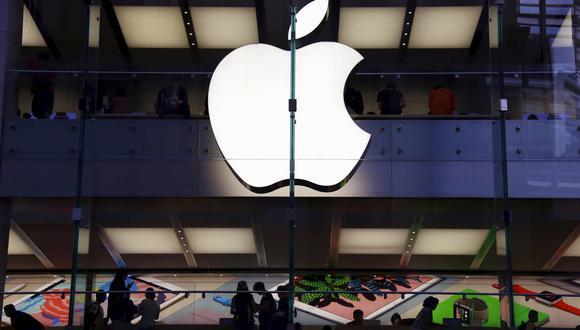 Apple actualizó a la baja las expectativas de sus resultados en ventas para el primer trimestre de su año fiscal debido a una debilidad del mercado chino. (Foto: Reuters)