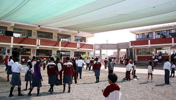 Se construirán y rehabilitarán más de 600 escuelas públicas. (USI)