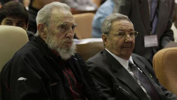 Raúl Castro fue reelegido ayer. (Reuters)