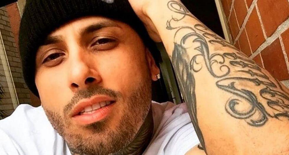 El cantante de reguetón compartió su primera imagen desde el set de Bad Boys 3. (Foto: @nickyjam)