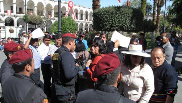 Hay 155 conflictos sociales activos. (Perú21)