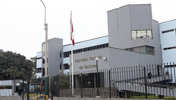 Declaran cese definitivo del Conafu y de diversos órganos de la ANR. (Nancy Dueñas)