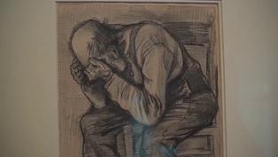 Hallan un boceto de Van Gogh hasta ahora desconocido