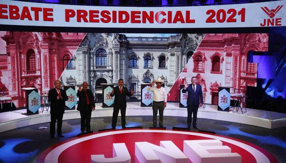 Cinco candidatos presentaron sus propuestas con miras a la Presidencia (GEC).