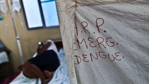 El virus del dengue es transmitido por el zancudo Aedes aegypti. Este también propaga el zika y la chikungunya.