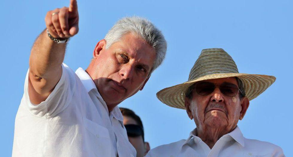 """Cuba: Miguel Díaz-Canel acusa a Estados Unidos de retomar """"robo de cerebros"""" tras denuncia de médicos esclavizados. (EFE)"""