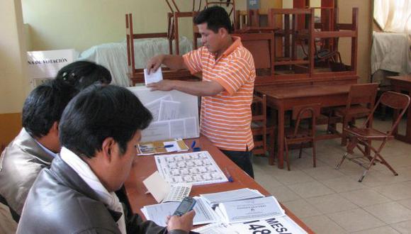 Las revocatorias son constantes en nuestro país. (Perú21)