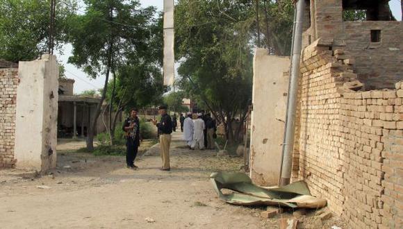 Más de 200 detenidos, entre ellos varias decenas de islamistas, escaparon esta semana en Pakistán. (AFP)