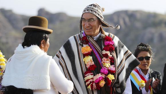"""""""Rendimos homenaje a todas las madres del Perú que, con esfuerzo y dedicación, trabajan para forjar un mejor destino para sus familias"""", señaló Vizcarra. (Foto: Presidencia)"""