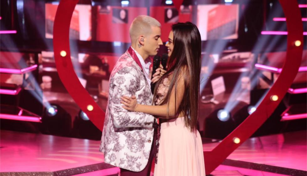 El cantante cubano y Mayra Goñi son oficialmente novios. (Foto: @mayragoni/@elgranshowperu)
