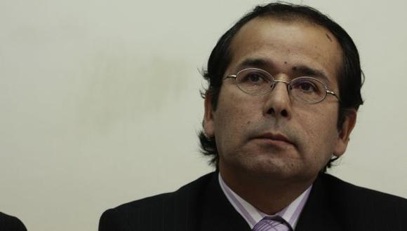 Gamarra dijo que el objetivo de Fujimori es poder hablar de política en la audiencia. (USI)