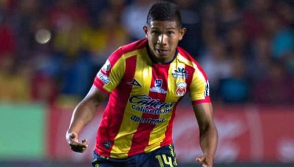 Edison Flores anotó su segundo gol en el Clausura 2019 de Liga MX. (Foto: Monarcas Morelia)
