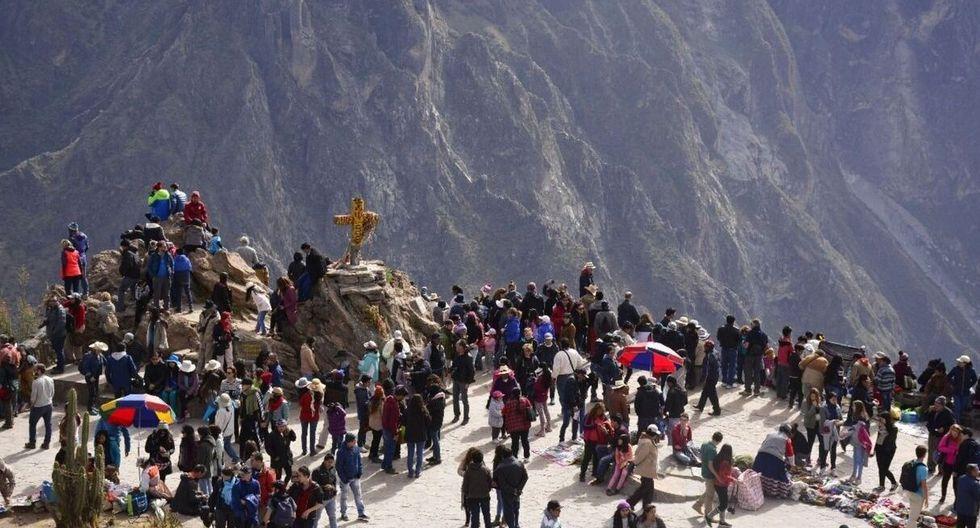 Arequipa no se queda atrás con el Valle del Colca. (Archivo / El Comercio)