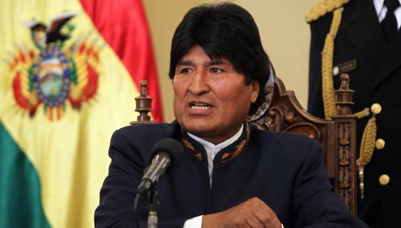 MANOTAZO DE AHOGADO. Evo Morales ataca la Alianza del Pacífico al perder fuerza Unasur. (EFE)