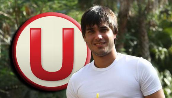 Dalton Moreira llegará mañana a Lima para cerrar fichaje con Universitario. (Depor)