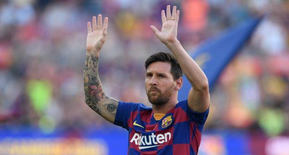 Barcelona debuta el viernes 16 en LaLiga en campo del Athletic Club. (Foto: AFP)