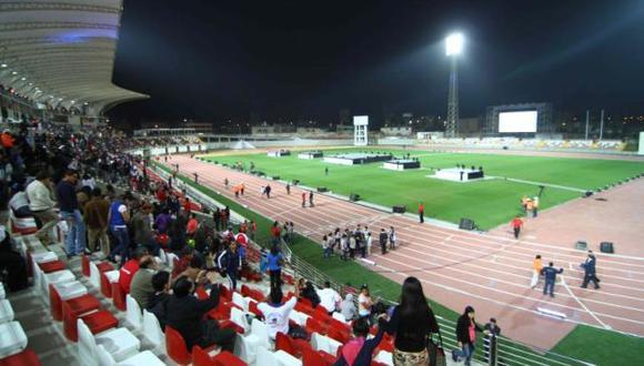 Periodistas sufrieron el robo de sus equipos en estadio donde se inauguraron los Bolivarianos. (Diario Correo)