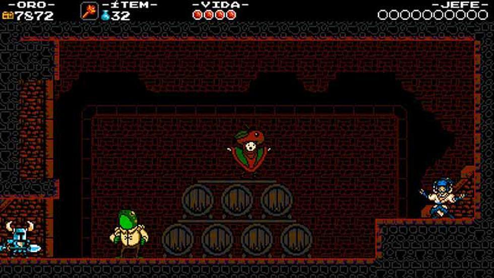'Shovel Knight: Treasure Trove' se encuentra disponible para Nintendo Switch, PS4 y Xbox One.