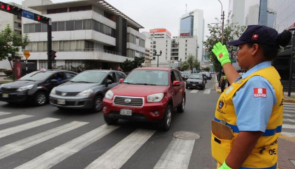 San Isidro: Habrá 'ola verde' en avenidas con gran congestión vehicular. (Municipalidad de San Isidro)