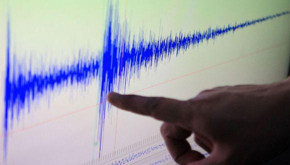 No se han reportado daños materiales tras el fenómeno natural registrado este domingo en Arequipa. (Foto: IGP)