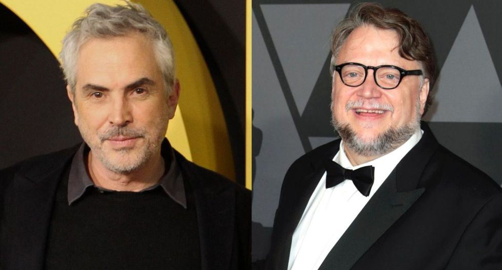 Alfonso Cuarón y Guillermo Del Toro critican que se entreguen Premios Oscar durante los anuncios. (Foto: EFE)