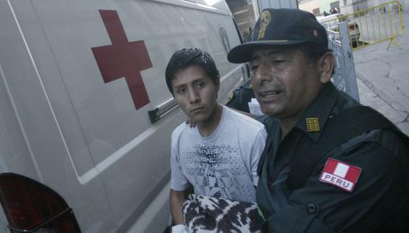 VOLVERÁ A CASA. Universitario permanece en el penal por haber actuado en defensa propia. (Mario Zapata)