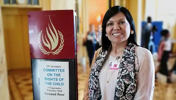 Pilar Collantes es comunicadora social experta en temas de salud pública y derechos humanos.