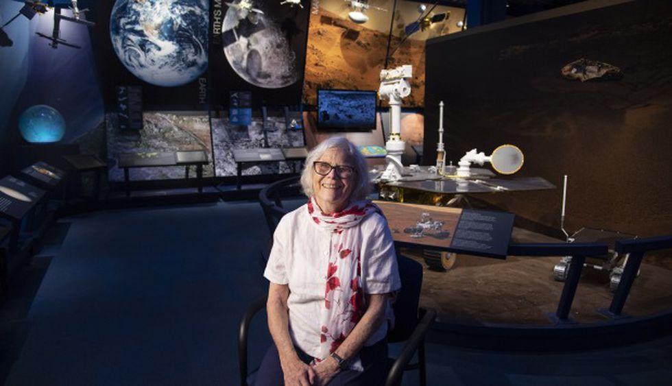 Sue Finley era llamada computadora mucho antes de que la palabra denominara al dispositivo doméstico popular en la actualidad. Se refería a un grupo extraordinario de mujeres matemáticas. (Foto: AFP)