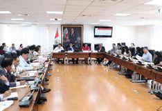 Comisión de Justicia alista predictamen sobre la Junta Nacional de Justicia