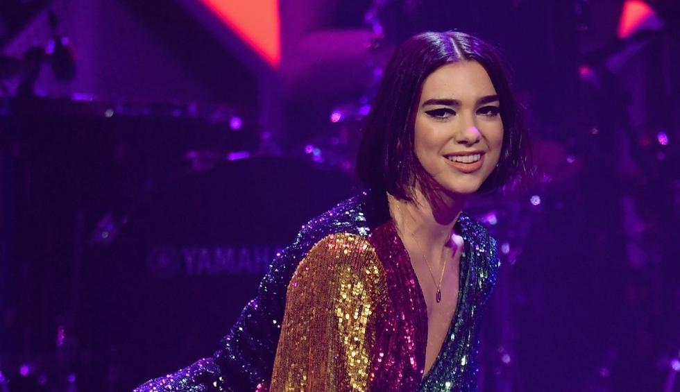 Dua Lipa se muestra honrada por sus nominaciones a Billboard 2019. (Foto: AFP)