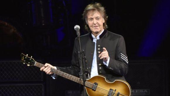 Paul McCartney sorprende al anunciar un con concierto gratuito en The Cavern. (AP)